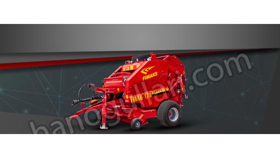 Rulo Balya Makinesi | FMRB 170 |