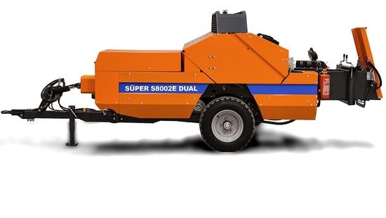 Süper 8002E Dual